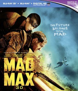 Mad Max: Fury Road 3D (Includes UltraViolet)