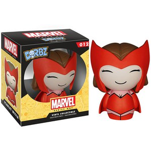 Marvel Age of Ultron Scarlet Witch Vinyl Sugar Dorbz Action Figure
