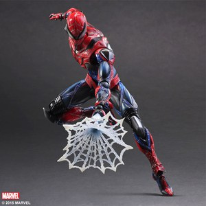 Marvel Comics Variant Play Arts Kai Figura Spider-Man