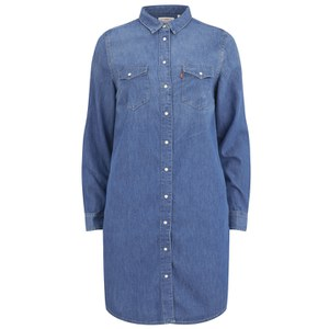 Levi's Women's Iconic Western Dress - Ritter Vintage