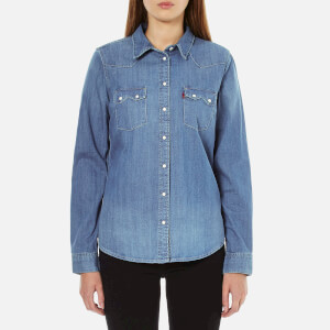 Levi's Women's Modern Sawtooth Relaxed Fit Shirt - Ritter Vintage