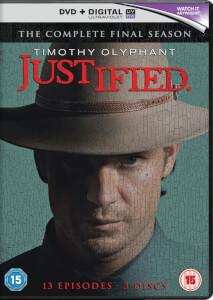 Justified - The Final Season (Includes UltraViolet copy)