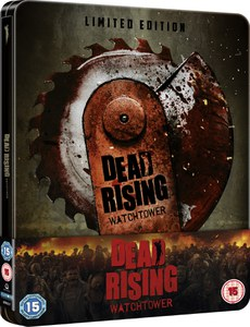 Dead Rising Watchtower – Steelbook Exclusivo en Zavvi (1000 Copias disponibles)