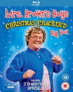 Mrs. Brown's Boys Christmas Boxset 2011-2014
