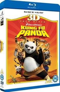 Kung Fu Panda 3D (Includes 2D version)