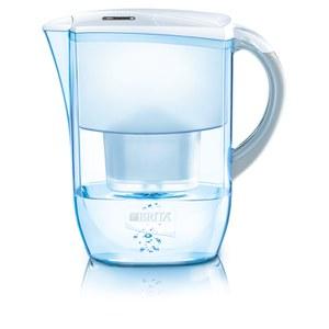 BRITA Fjord Cool Water Filter Jug - White (2.6L)