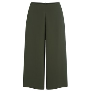 C/MEO COLLECTIVE Women's Sidelines Culotte Trousers - Khaki