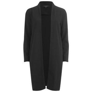 Selected Femme Women's Melissa Long Sleeve Blazer - Black