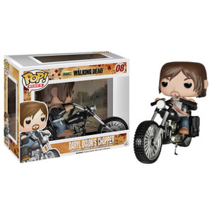 The Walking Dead Daryl on Chopper Funko Pop! Ride