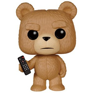 Ted 2 POP! Movies Vinyl Figura Ted with Remote