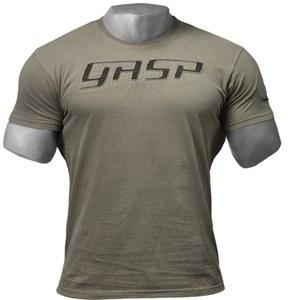 GASP Heavy T-Shirt - Khaki Green