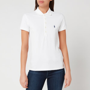 Polo Ralph Lauren Women's Julie Polo Shirt - White