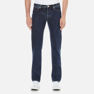 A.P.C. Men's Petit Standard Slim Leg Denim Jeans - Selvedge Indigo