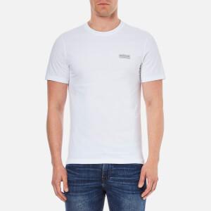 Barbour International Men's Small Logo T-Shirt - White