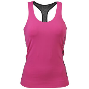 Better Bodies Athlete T-Back Top - Hot Pink