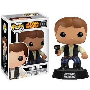 Star Wars Han Solo Pop! Vinyl Figure