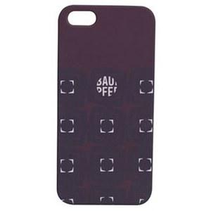 Baum und Pferdgarten Women's Lexie iPhone 5S Case - Burgundy/White
