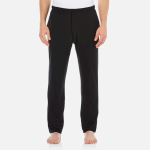 Polo Ralph Lauren Men's Long Pyjama Pants - Black
