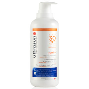 Ultrasun 30 SPF Family -aurinkovoide (400ml)