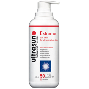 Ultrasun SPF 50+ Extreme Sun lotion (400ml)