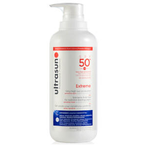 Ultrasun SPF 50+ Extreme Sun Lotion -aurinkovoide (400ml)