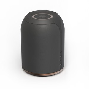 Ministry of Sound Audio M Plus Wireless Hi-Fi Speaker - Charcoal and Copper