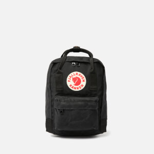 Fjallraven Fjallraven Mini Kanken Backpack - Black