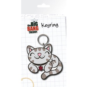 Porte-Clefs The Big Bang Theory Kitty - Petit Chat