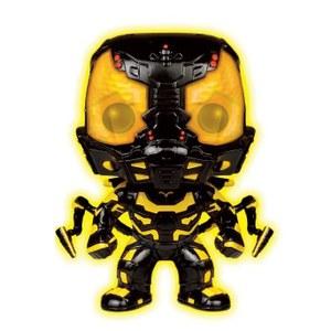 Marvel Ant Man Yellowjacket Glow In The Dark Pop! Vinyl Figure