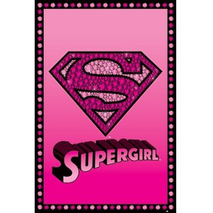 DC Comics Supergirl Bling - 24 x 36 Inches Maxi Poster