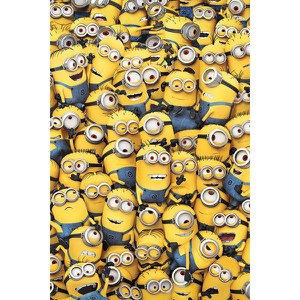 Despicable Me Many Minions - 24 x 36 Inches Maxi Poster