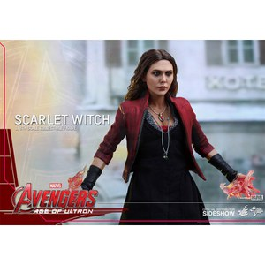 Vengadores La Era de Ultrón Figura Movie Masterpiece 1/6 Scarlet Witch
