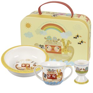 Set Tasse, Bol et Coquetier -Little Rhymes