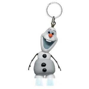 Disney Frozen Olaf LED Torch Key Chain