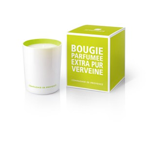 Compagnie de Provence Extra Pur Candle - Verbena frais (de 180g)