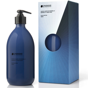 Compagnie de Provence Liquid Marseille Soap Be003 - Mediterranean Sea Depth (500ml)