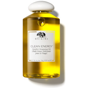 Óleo de Limpeza Suave Clean Energy da Origins 200 ml
