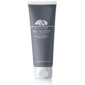 Mascarilla de carbón activo reductora de poros Origins Clear Improvement (100ml)