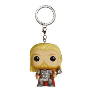 Marvel Avengers Age of Ultron Thor Funko Pop! Keychain
