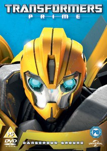 Transformers Prime - Dangerous Ground
