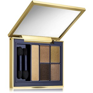 Estée Lauder Pure Color Envy Sculpting Eyeshadow 5-Color Palette 7g im Farbton Rebel Metal