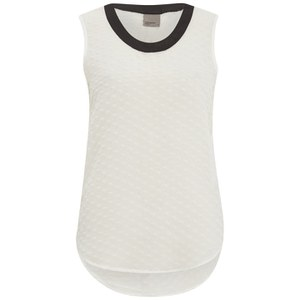 Vero Moda Women's Halo Sleeveless Blouse - Snow White