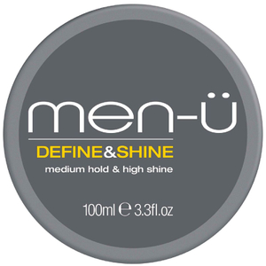 Männer-ü Men's Define and Shine Glanzpomade (100ml)