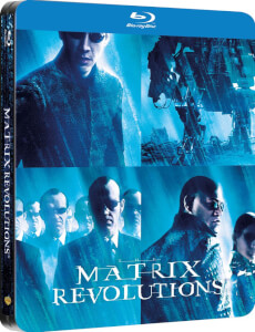 The Matrix - Limited Edition Steelbook (UK EDITION)