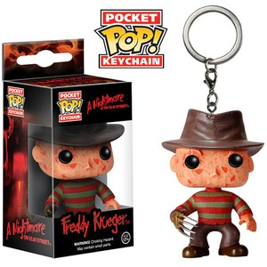 Nightmare On Elm Street Freddy Kruger Pocket Pop! Vinyl Key Chain
