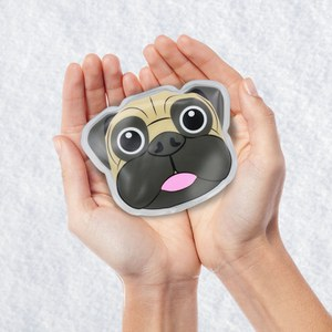 50Fifty Pug Handwarmers