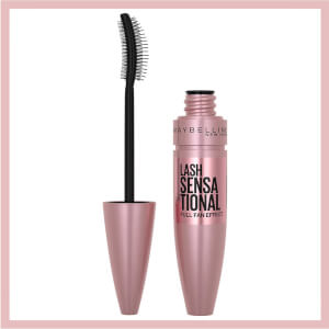 Тушь Maybelline Mascara Lash Sensational – супер черная