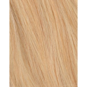 Extensão de Cabelo 100% Remy Colour Swatch da Beauty Works - Boho Blonde 613/27