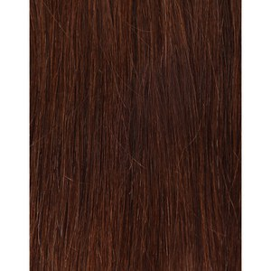 Beauty Works 100% Remy Colour Swatch Hair Extension - Schokolade 4/6