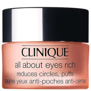 Clinique All About Eyes Eye Cream Rich -silmänympärysvoide, 15ml